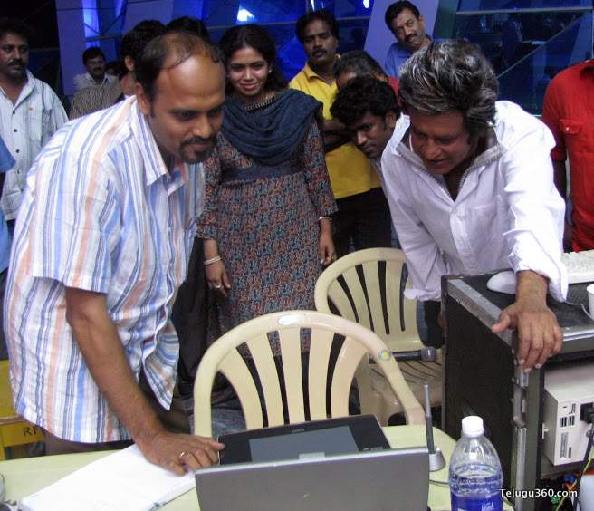 Vadlamudi Srinivas at Sets