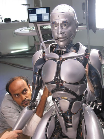 Interview With Visual Effects Designer Vadlamudi Srinivas