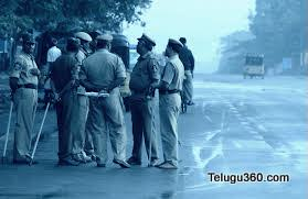 AP Recalls 400 Policemen from Hyderabad
