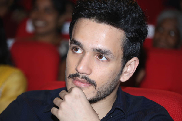 Akhil's debut to be wrapped up soon