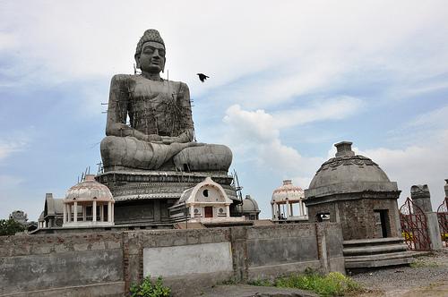 Foundation Stone for Amaravathi on Oct.22