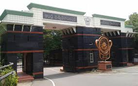 Andhra University No. 2 in India