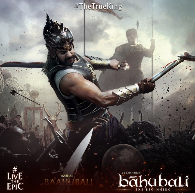 When the world raised a toast to Bahubali — Part 1