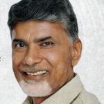 Chandrababu Naidu.