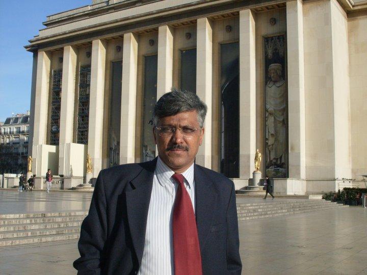 Giridhar IAS : Second Casualty of Capital Politics