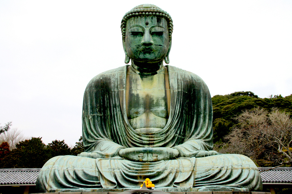 Japan Bowled over by AP's 'Buddhist' Past