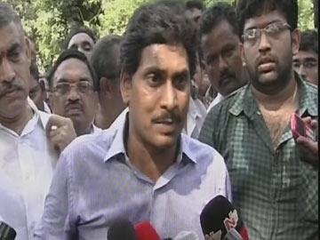 Judicial Inquiry Only to Save Naidu: Jagan