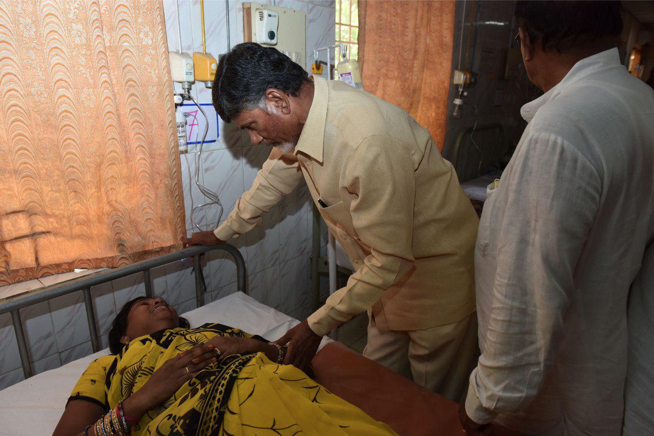 Tragedy Struck AP Pushkaralu: 35 Killed