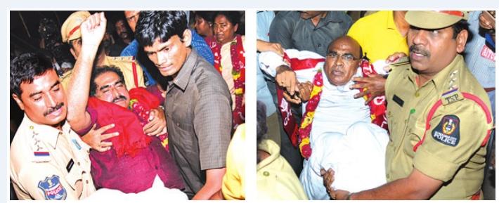 History repeats in Telangana: State bandh tomorrow