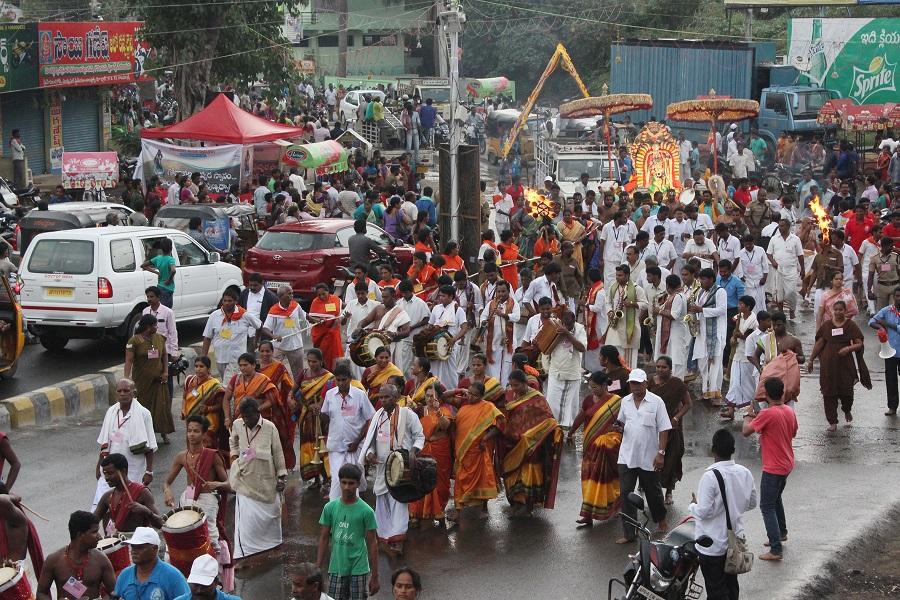 Photos : Day 3 Godavari Pushkaralu