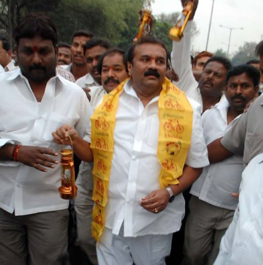 No cure for TDP's Talasani headache