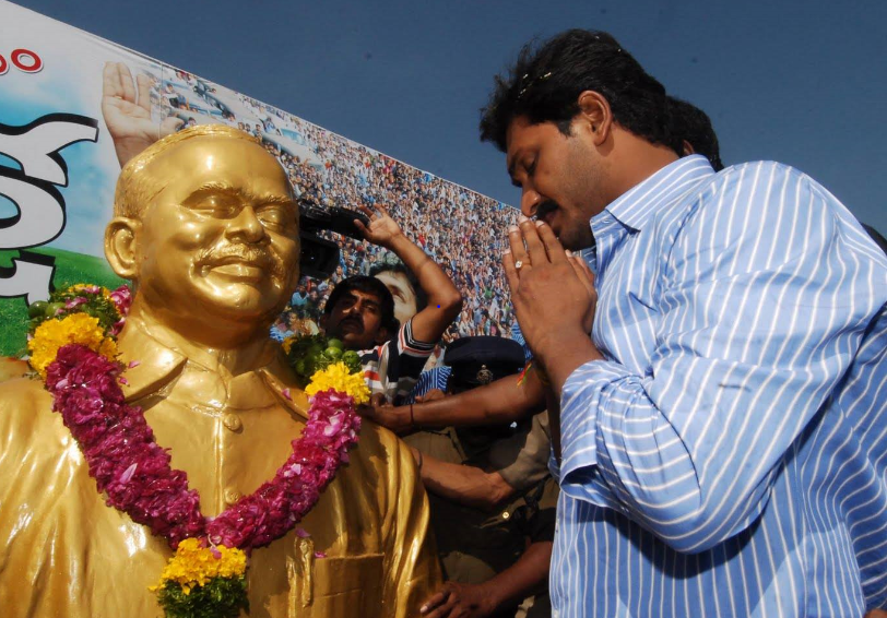Threat to YSR Legacy in TS: Jagan's Intriguing Silence