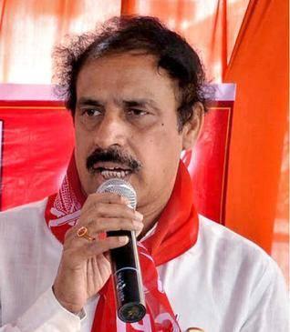 CPI secretary Ramakrishna