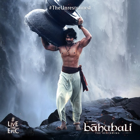 Bahubali Review-A Modern visual extravaganza of an Old tale