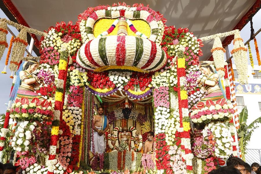 Day 4 : Godavari Pushkaralu Photos
