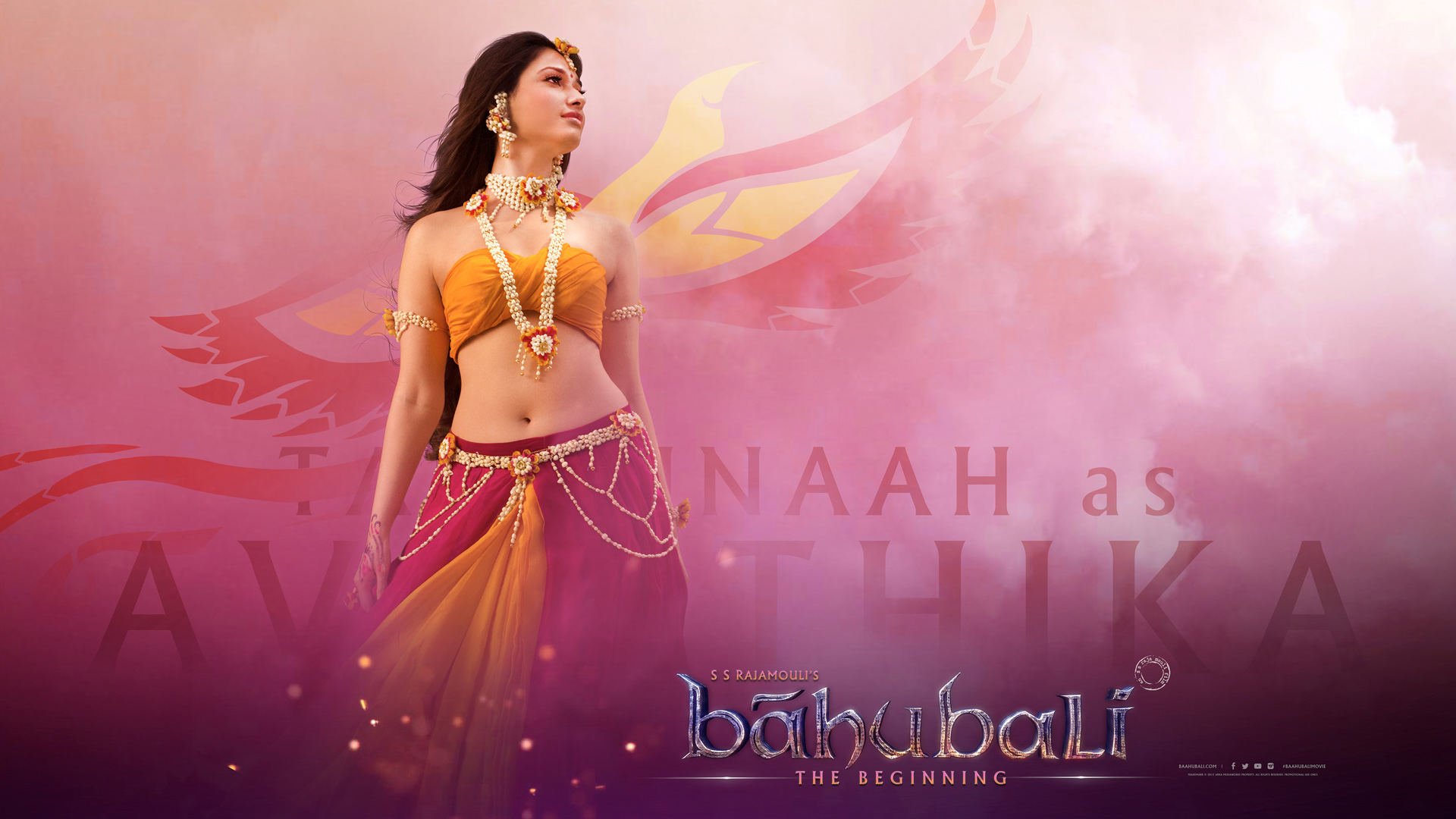 Bahubali My Best Till Date — Tamanna's Excl to Telugu360