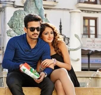 Akhil – Vinayak movie new stills