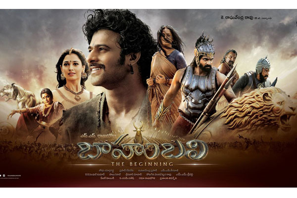 Baahubali to release in YouTube with 4k resolution