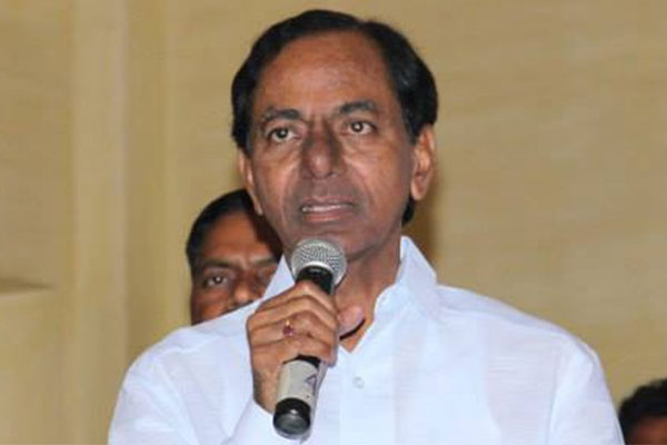 KCR fulfills promise in record time