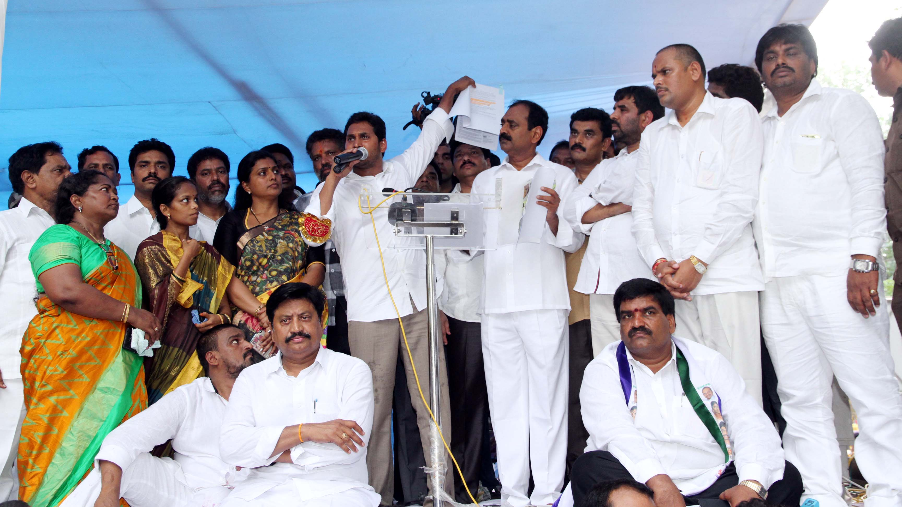 Would 'special status' lead to Opposition Unity in AP?