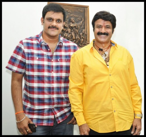 NBK – Sriwass film enters Pongal 2016 race