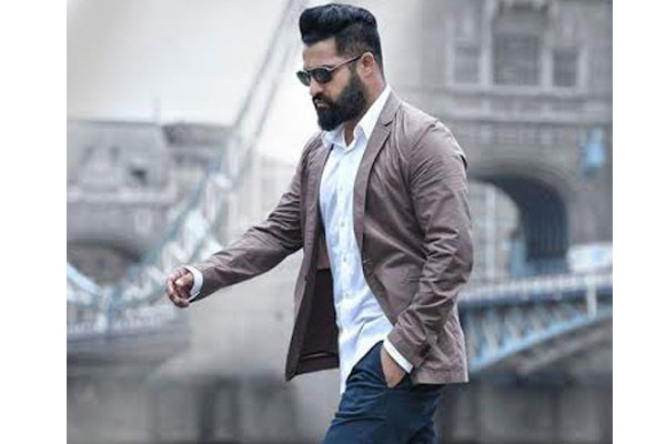 First look teaser for NTR's next on Dussehra