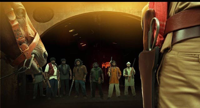 Sardaar First Look on Independence Day