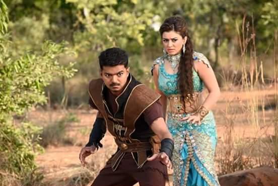 Vijay's Puli Postponed