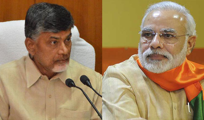 Modi seeing Babu as a challenge for PM post, says Machilipatnam MP