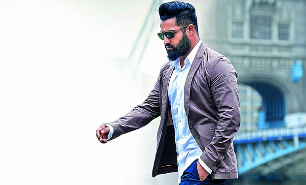 NTR to launch Sukumar film first look