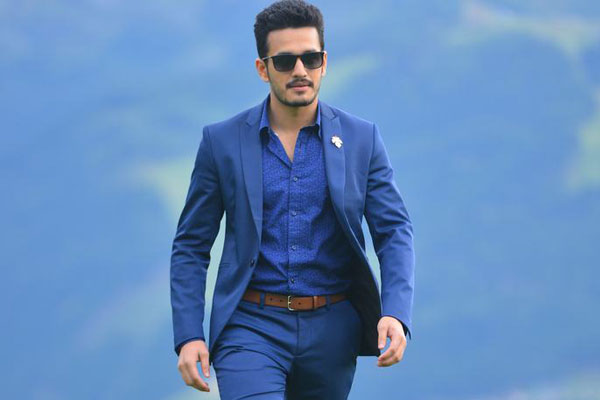 Akhil overseas schedule completed