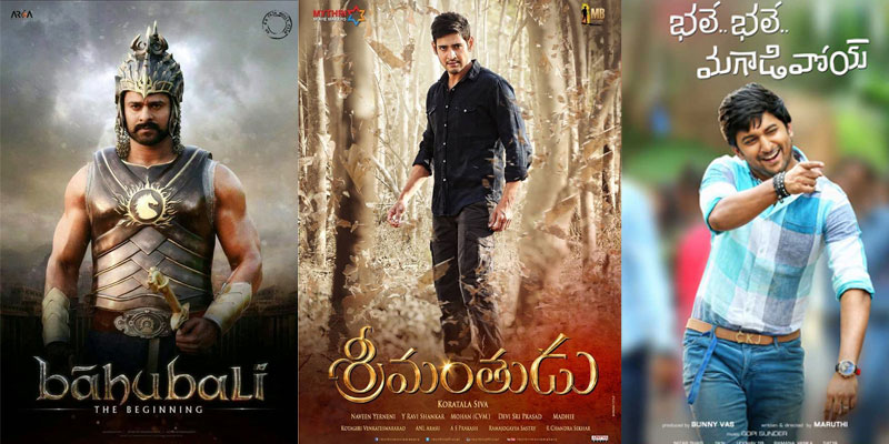Tollywood's Golden Year