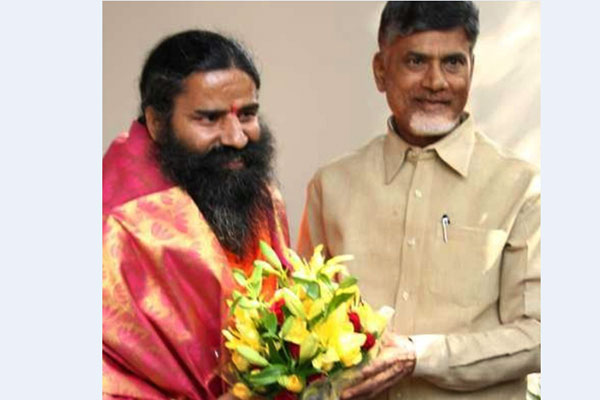 Baba Ramdev To Take Yoga Class AP Legislators