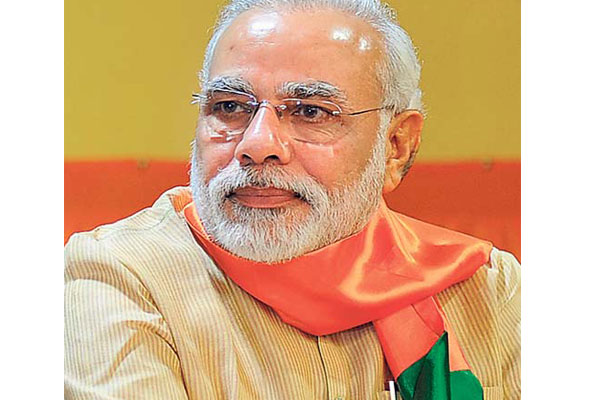 Check all the records from 1947 for black money - Modi