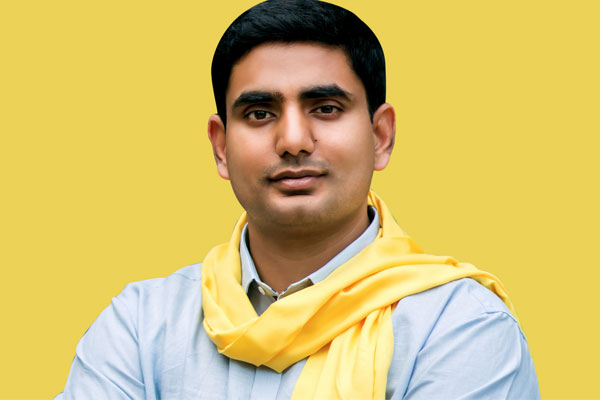 """Nara Lokesh showered praises on """"Goodhachari"""""""