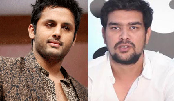 Nithin to team up with young director