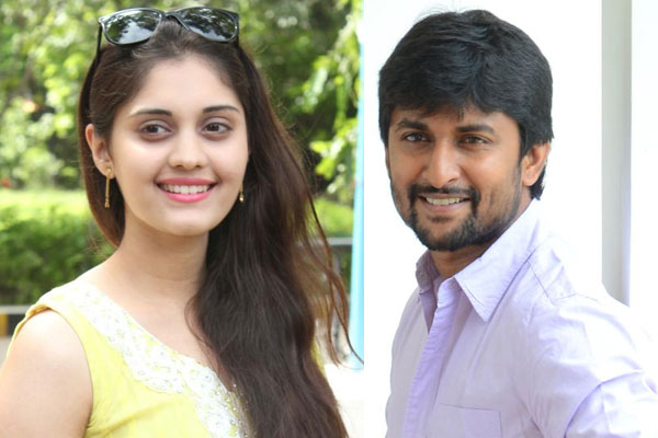 Nani to romance a young actress in his next