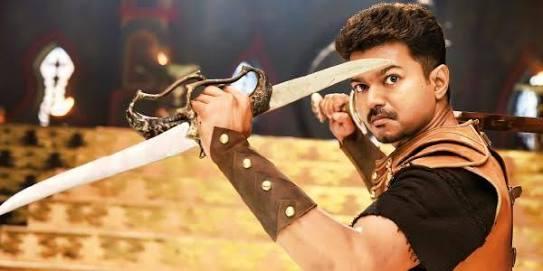 Vijay's Puli Telugu audio on September 19th