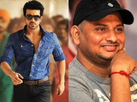 Charan – Surender Reddy film from November