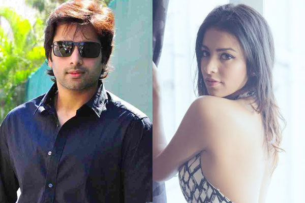 Nara Rohit's leading lady confirmed