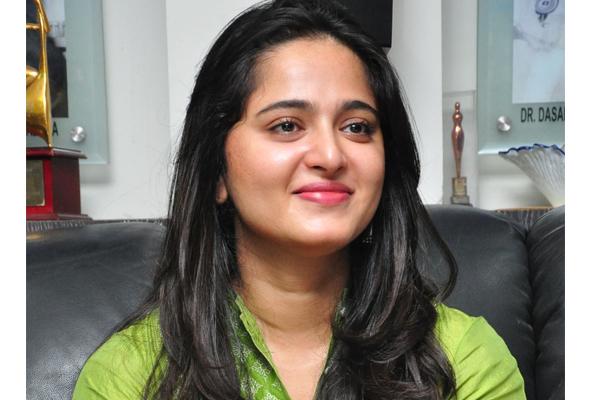 Anushka-Shetty lost 18Kgs for Bhagmathi