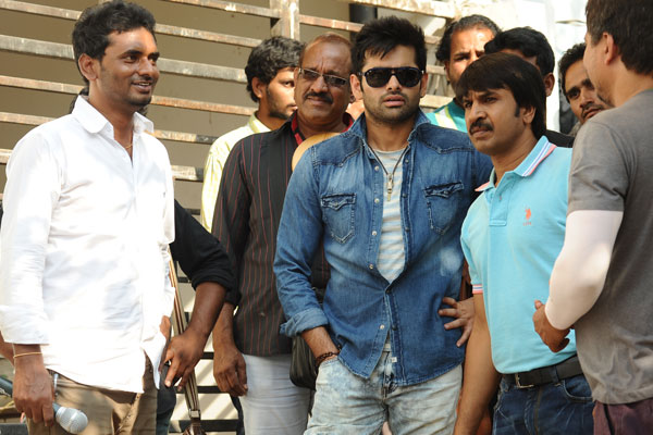 Some novelty amidst familiarity in Shivam – Director Sreenivas Reddy