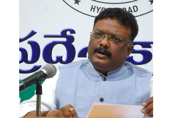 Congress demands financial emergency in TS