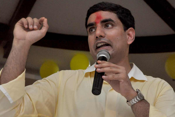 Jagan planning to foment trouble in state : Lokesh