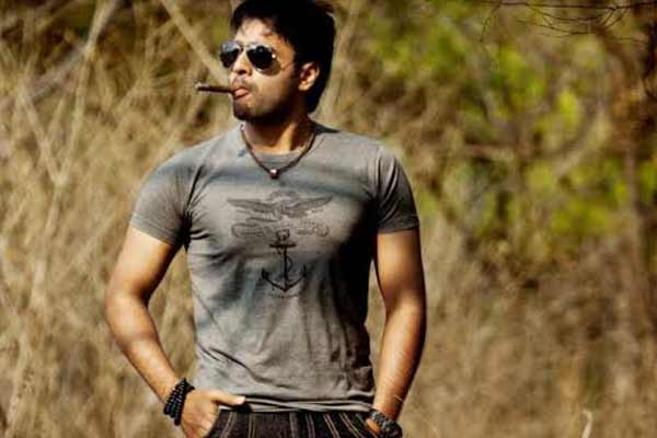 When will Nara Rohit sleep?