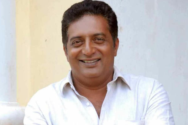 Prakash Raj in Niharika's debut