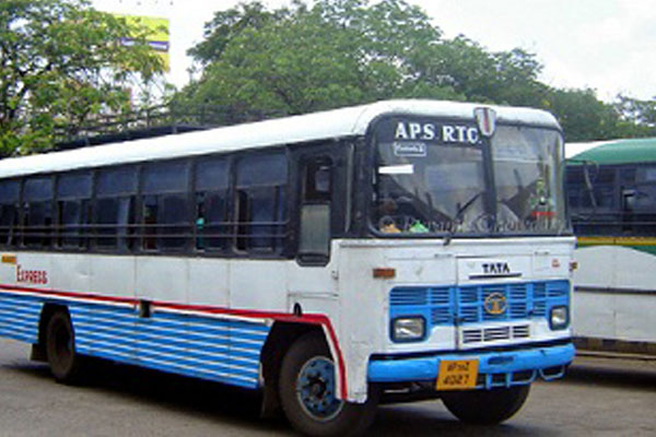 APSRTC lays off over 6,200 contract employees