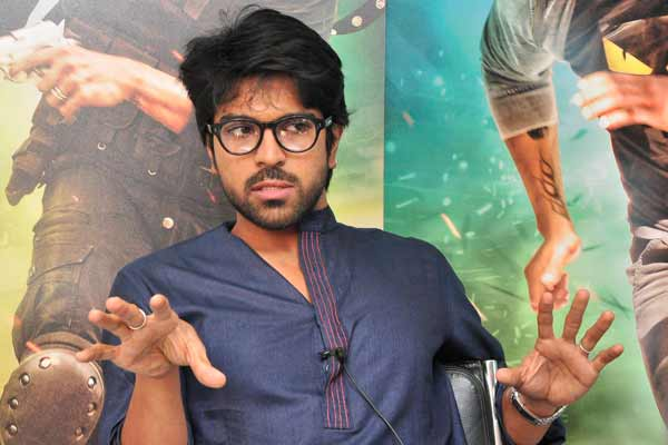 Ram Charan woos journalists