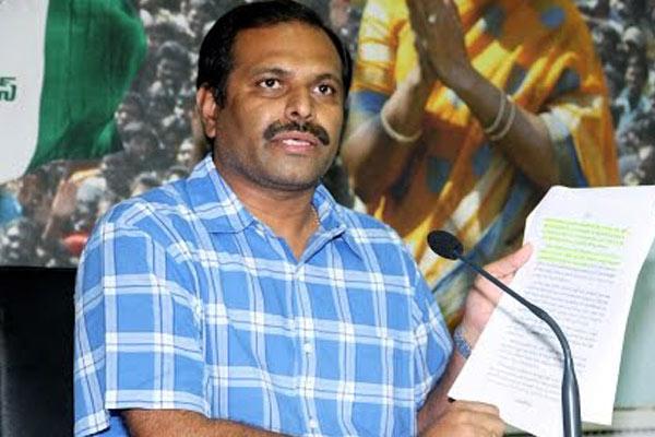 YSRC retaliates to Naidu's comments