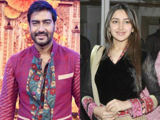 Sayesha's hero old enough to be dad
